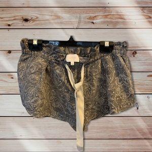 ARITZIA | Silk Shorts